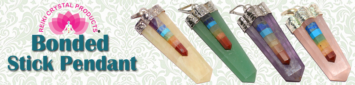 Bonded Stick Pendants