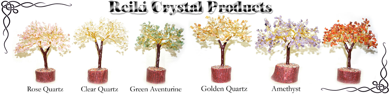 Crystal / Stone Trees