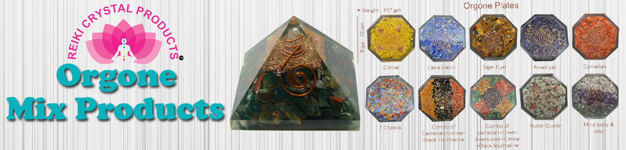 Orgone / Orgonite Mix Products