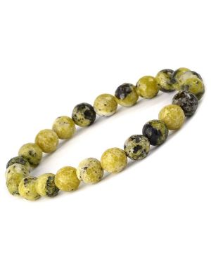 Serpertine-8 mm-Faceted-Bracelet