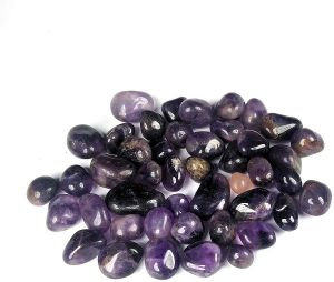 Natural High Grade Amethyst Tumble Stones
