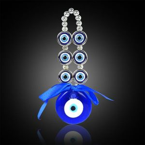 Six Ball Evil Eye Door Hanging