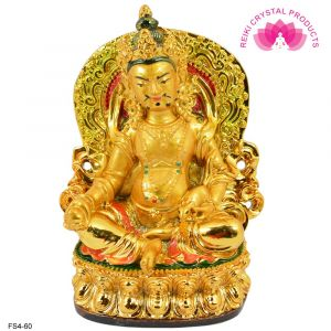Vastu/Feng Shui/Kuber Idol for Success/God of Wealth and Gold/Guardian of The World, Lord kuber/Kubera / Kuvera/Lord of Riches