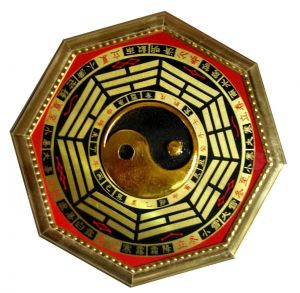Yin Yang Mirror for Positive Energy Protection & Prosperity