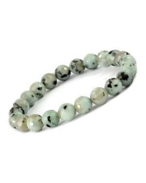 Moonstone 8 mm Faceted Bracelet