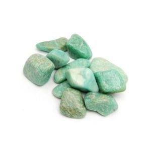 Natural Amazonite Tumble Stone