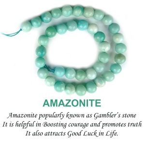 Amazonite  Loose Beads Crystal Beads 10 mm Beads Stone Beads