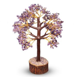 Amethyst Natural Chips 500 Beads Tree