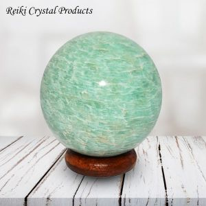 Amazonite Ball / Sphere