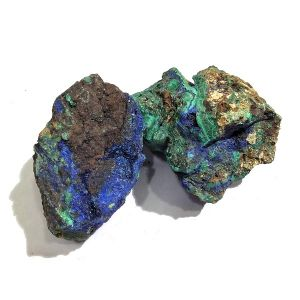 Natural Azurite Crystal Stone Raw Rough