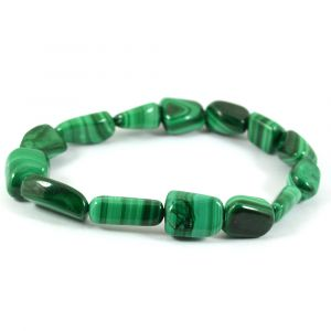 Malachite Tumble Bracelet