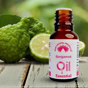 Reiki Crystal Products Bergamot Essential Oil - 15 ml, Aroma Therapy