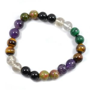 Bracelet for Protection from Black Magic 8 mm Beads