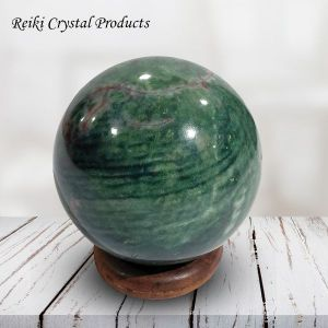 Bloodstone Ball / Sphere