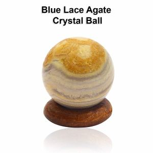 Blue Lace Agate Ball / Sphere