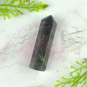 Blue Aventurine Crystal Pencil / Obelisks