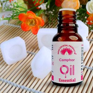 Reiki Crystal Products Camphor Essential Oil - 15 ml, Aroma Therapy