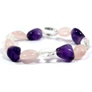 Mind Body Soul Tumble Bracelet