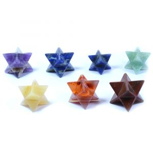 Chakara Merkaba Set 15-20 mm