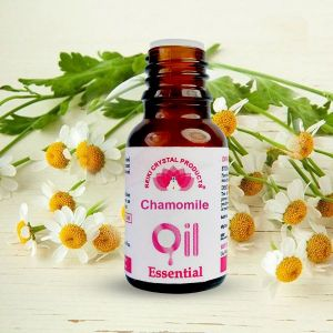 Reiki Crystal Products Chamomile Essential Oil - 15 ml, Aroma Therapy