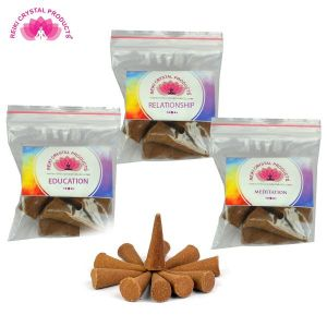Cone Dhoop 11 pcs in 1 pack - combo of 3 packs
