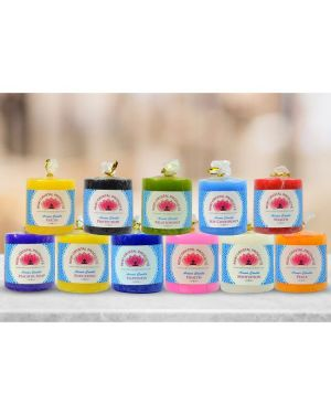 Energized Pillar Candle  (Pack of 11 pc)