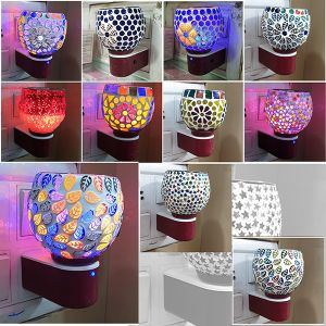 Electronic Aroma Diffusers Lamp (only one Piece)