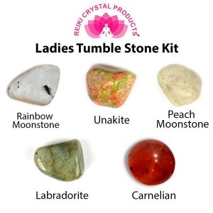 For Ladies Tumble Stone Kit