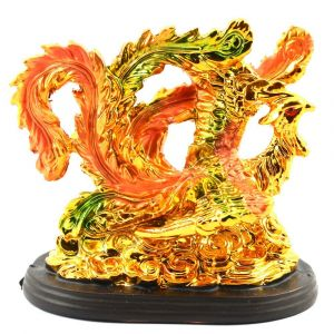Vastu / Feng Shui / Chinese Phoenix Statue for Marriage Luck