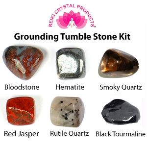 Grounding Tumble Stone Kit