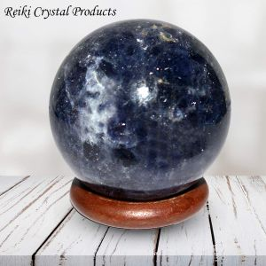 Iolite Ball / Sphere