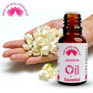 Reiki Crystal Products Jasmine Essential Oil - 15 ml, Aroma Therapy