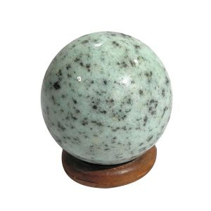 Kiwi Moonstone Ball / Sphere