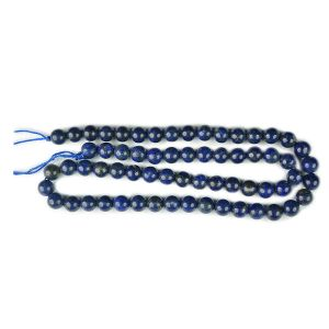 Lapis Loose Beads Crystal Beads 6 mm Beads Round Stone Beads