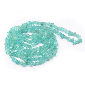 Apatite Chip Mala / Necklace