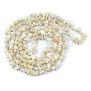 Australian Opal Chip Mala / Necklace