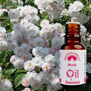 Reiki Crystal Products Musk Essential Oil - 15 ml, Aroma Therapy