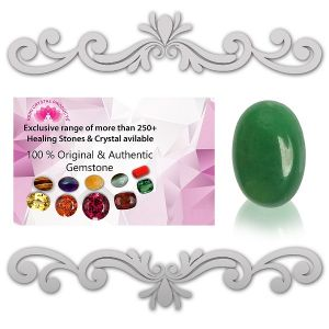 Green Jade Gemstone 5.25 to 13.25 Ratti