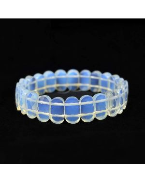 Natural Opalite Exotic Crystal Stone Bracelet