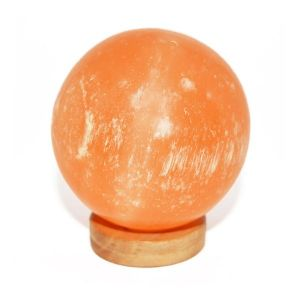 Orange Selenite Ball / Sphere