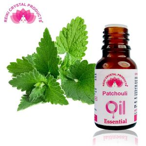 Reiki Crystal Products Patchouli Essential Oil - 15 ml, Aroma Therapy