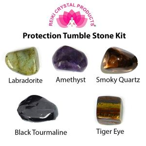 Protection Tumble Stone Kit