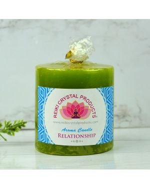 Energized Pillar Candle  for Relationship Purpose