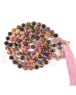 Rhodonite Mala 6 mm