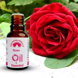 Reiki Crystal Products Rose Essential Oil - 15 ml, Aroma Therapy