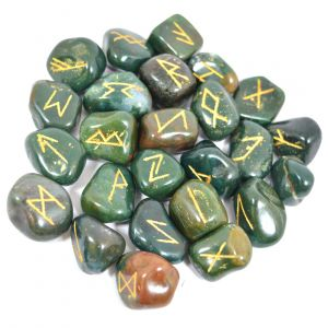 Bloodstone Rune Set 25 Pc