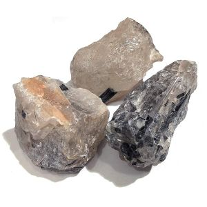Natural Rutile Quartz Raw Rough Stone