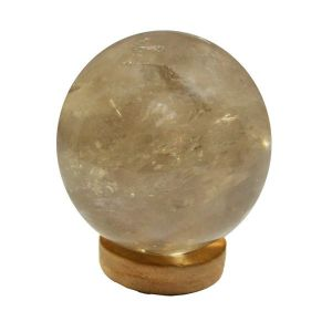 Smoky Quartz Ball / Sphere
