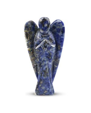 Sodalite Crystal Angel