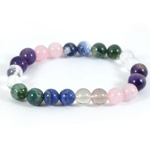 Bracelet For Education 8 mm Beads